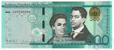 500 песо, 2014 г., Доминикана