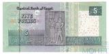 5 фунтов, 2015 г.. Египет