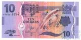 10 долларов, 2013 г., Фиджи