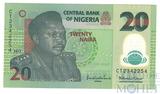 20 найра, 2013 г., Нигерия