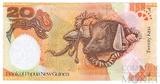 20 кина, 2008 г., Папуа Новая Гвинея