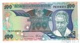 100 шиллингов, 1986 г., Танзания