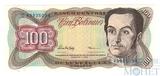 100 боливара, 1998 г., Венесуэла