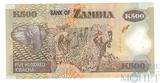 500 квача, 2011 г., Замбия