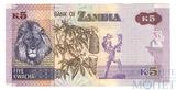 5 квача, 2015 г., Замбия