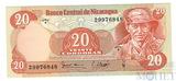 20 кордоба, 1979 г., Никарагуа