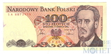 100 злотых, 1988 г., Польша