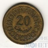 20 миллим, 1997 г., Тунис