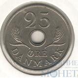 25 ере, 1968 г., Cu-Ni, Дания