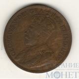 1 цент, 1917 г., Канада