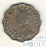 1 анна, 1935 г, Индия