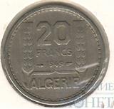 20 франков, 1949 г., Алжир