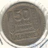 50 франков, 1949 г., Алжир