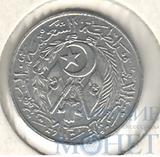 1 сентим, 1964 г., Алжир