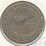 100 рупий, 1978 г., Индонезия
