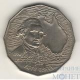 50 центов, 1970 г., Австралия