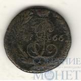 полушка, 1766 г., ЕМ