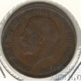 1 пенни, 1936 г., Великобритания (Георг V)