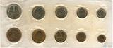 Годовой набор монет ГБ СССР, 1970 г.
