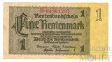 1 рентенмарка, 1937  г.,Германия