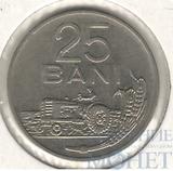 25 бани, 1966 г., Румыния