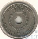 1 крона, 1925 г., Норвегия