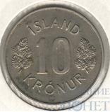 10 крон, 1978 г., Исландия