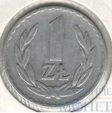 1 злотый, 1949 г., Польша
