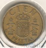 100 песет, 1984 г., Испания