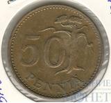 50 пенни, 1981 г., Финляндия