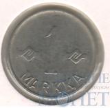 1 марка, 1957 г., Финляндия