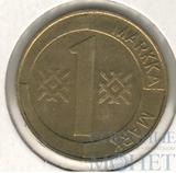 1 марка, 1993 г., Финляндия