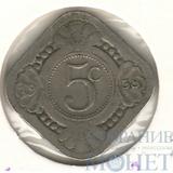 5 центов, 1938 г., Нидерланды