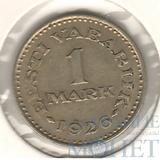 1 марка, 1926 г., Эстония