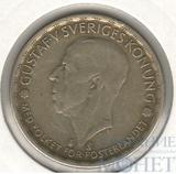 1 крона, 1946 г., Швеция