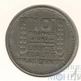 10 франков, 1949 г., Франция