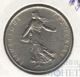 1 франк, 1960 г., Франция