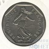 2 франка, 1980 г., Франция