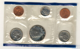 Годовой набор монет США, 1987 г., монетный двор Р