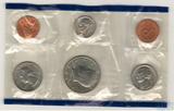 Годовой набор монет США, 1989 г., монетный двор P