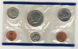 Годовой набор монет США, 1988 г., монетный двор P