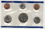 Годовой набор монет США, 1992 г., монетный двор Р