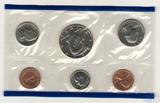 Годовой набор монет США, 1991 г., монетный двор Р