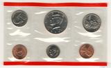Годовой набор монет США, 1995 г., монетный двор D