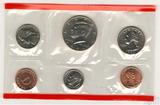 Годовой набор монет США, 1994 г., монетный двор D