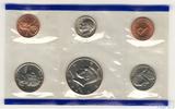 Годовой набор монет США, 1998 г., монетный двор Р