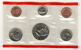 Годовой набор монет США, 1996 г., монетный двор D
