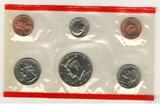 Годовой набор монет США, 1997 г., монетный двор D