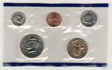 Годовой набор монет США, 2001 г., монетный двор Р