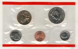 Годовой набор монет США, 2000 г., монетный двор D